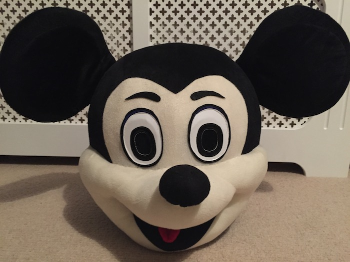 Mickey Mouse Hire