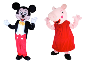 Mickey Mouse Peppa Pig
